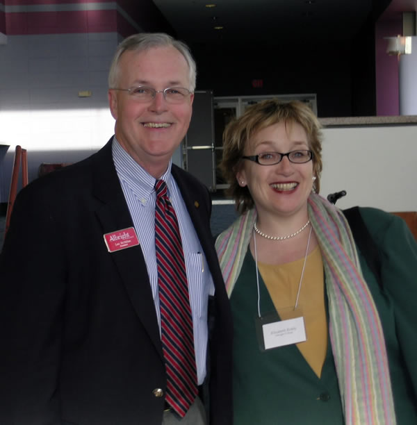 Albright College President McMillian, Elizabeth Kiddy