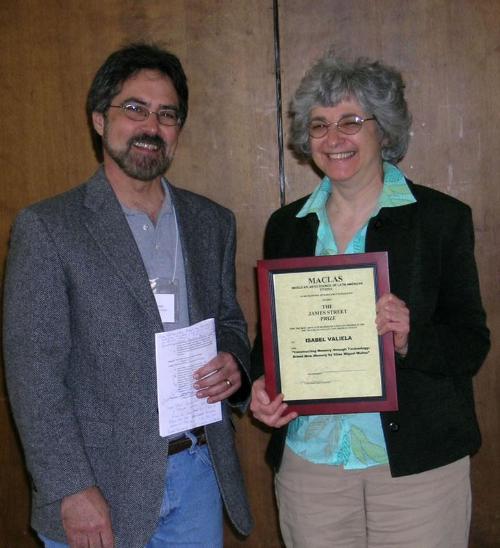 Street Prize, Ken Lehman, Isabel Valiela