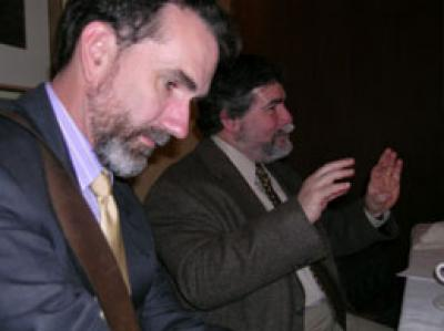Brian Turner, John Incledon