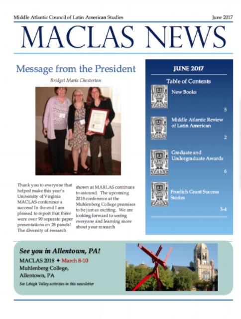Click on image for full newsletter.