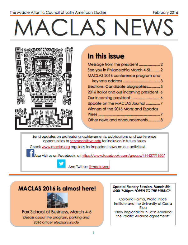 Click on image for February 2016 newsletter.