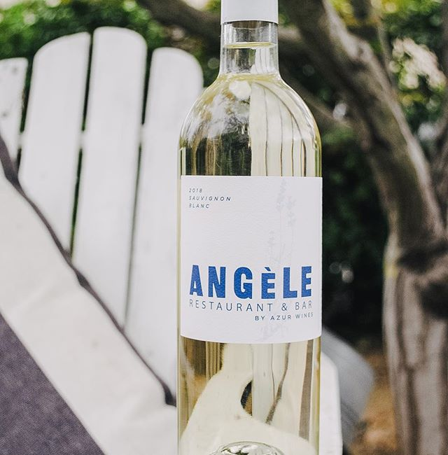 Hey summer... we're ready for you // What sounds better then enjoying a crisp glass of Sauvignon Blanc riverfront? @angelerestaurant has got you covered. Head down to the riverfront and enjoy their delicious cuisine and NEW house wine! . . . . #winelabel #design #graphicdesign #winecountry #napariverfront #webdesign #branddesign #restaurant #eatnapa #dinenapa #sauvignonblanc
