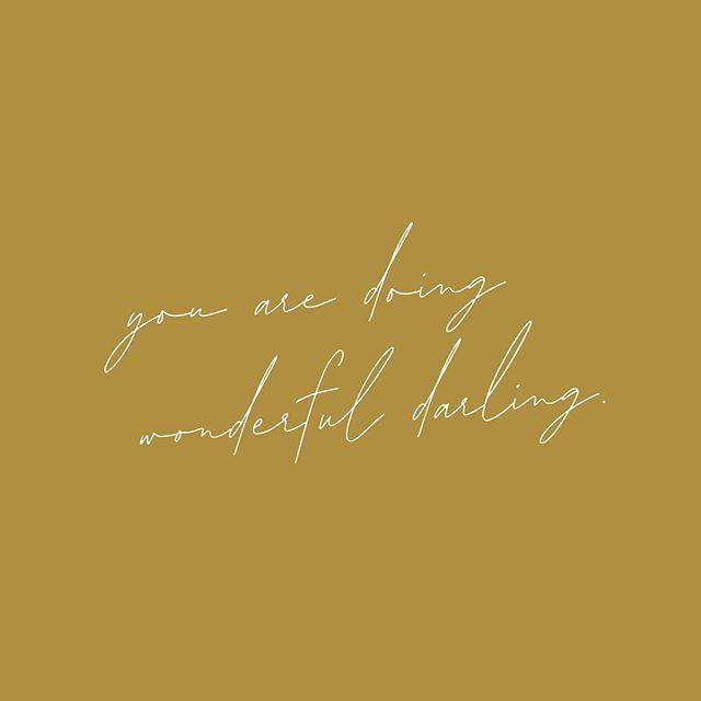 Daily dose of encouragement to keep crushing this week ✨ . . . . #motivation #keepgoing #girlboss #designer #fonts #weddingseason #rebranding