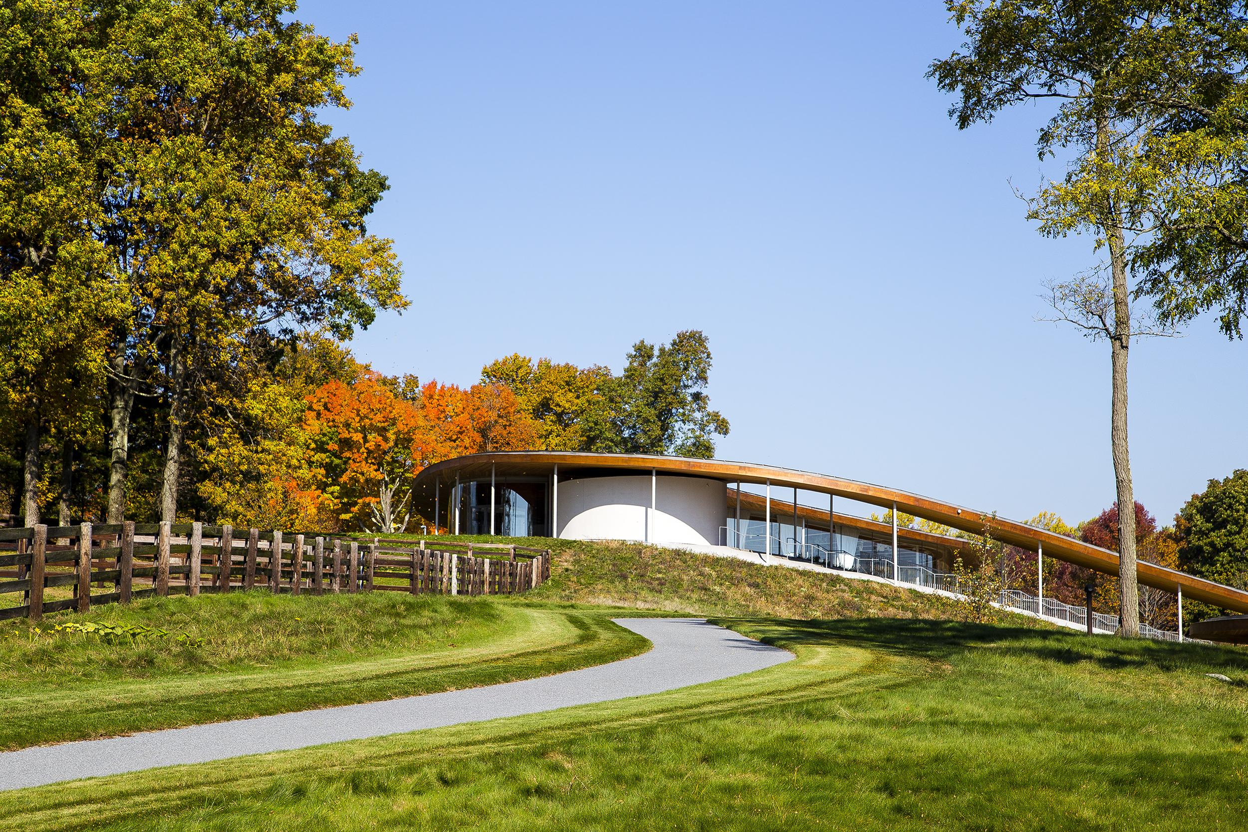 Grace Farms SANAA New Canaan Connecticut