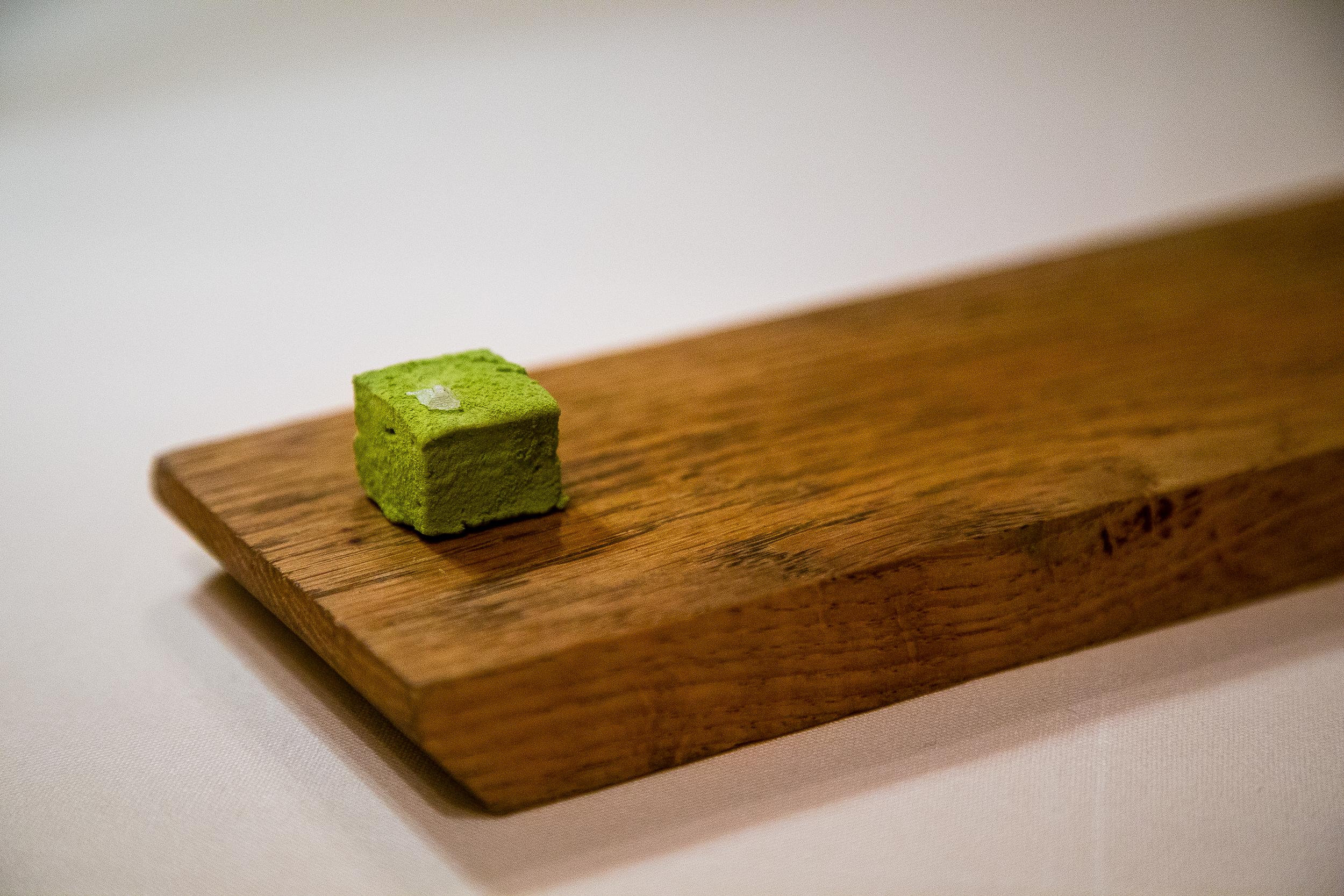 Green Tea Marshmallow