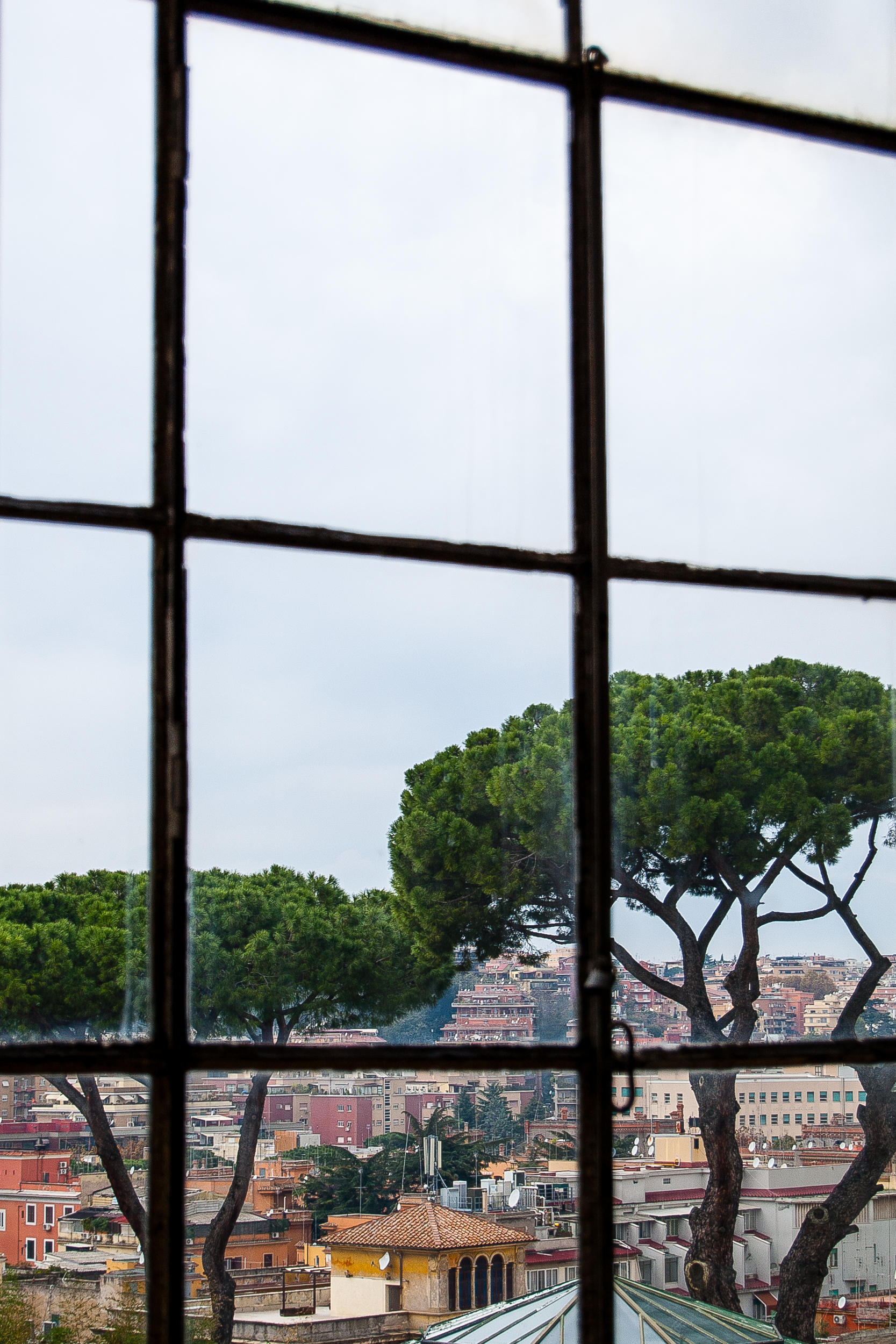 From inside the Vatican