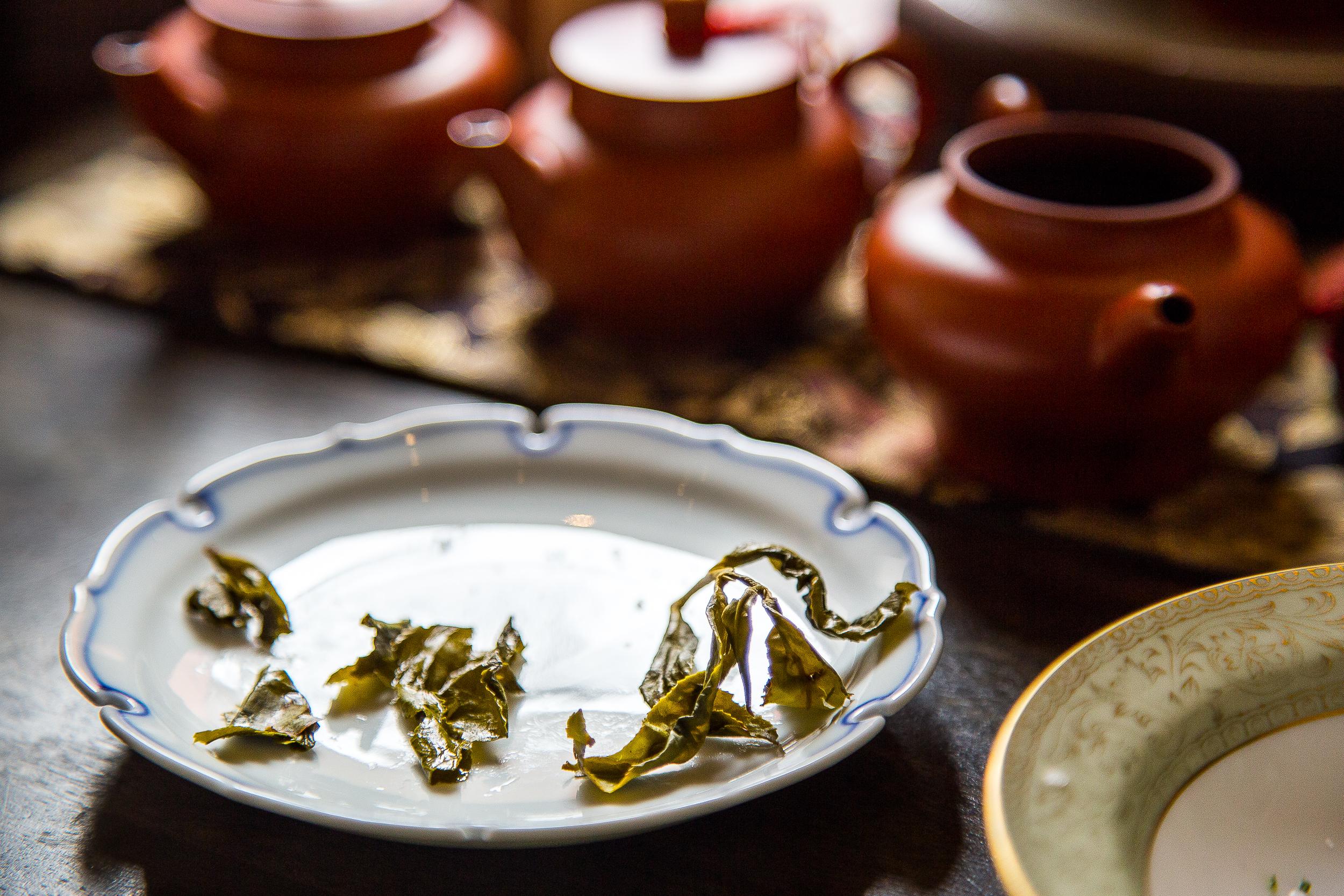 Tea Leaves Té Company New York