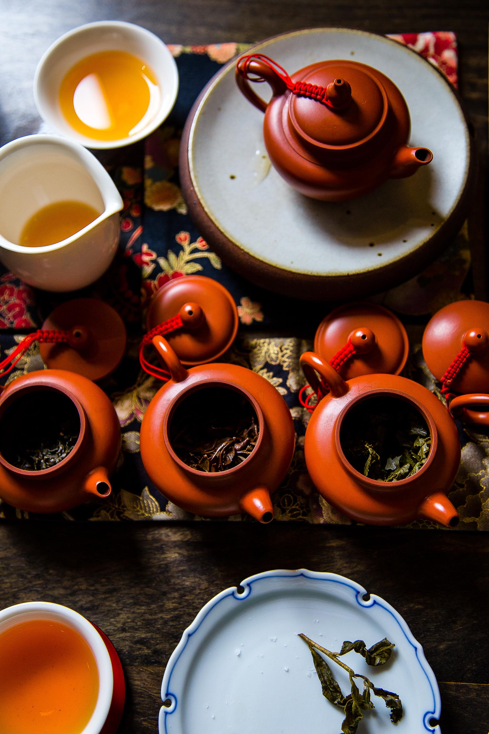 Tea Tasting Té Company New York