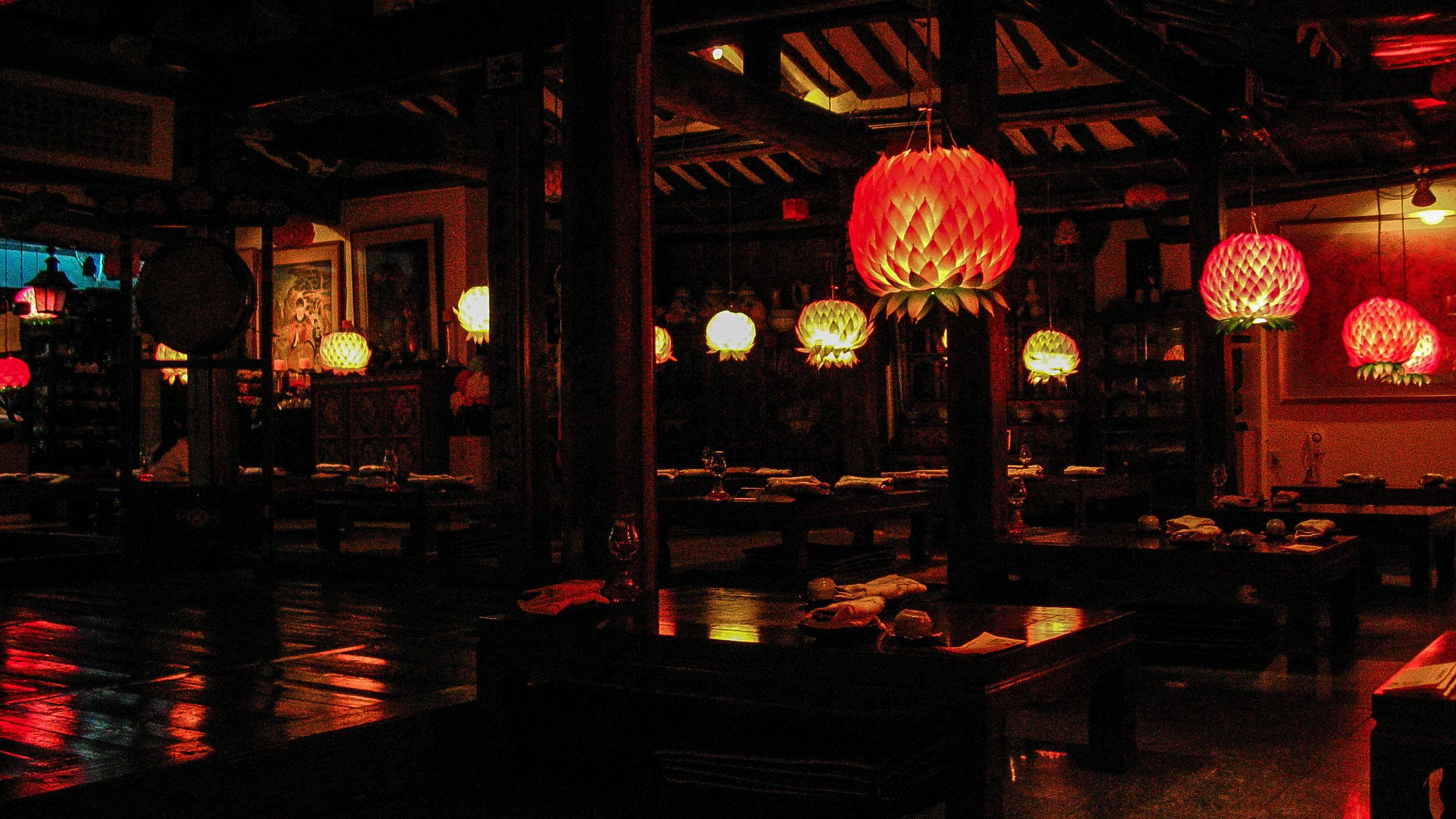 San Chon, a Buddhist vegetarian restaurant