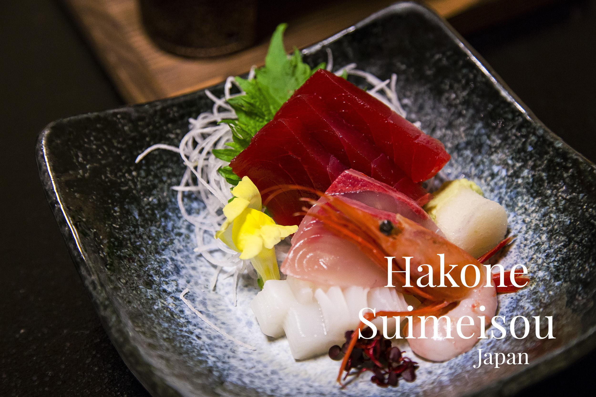 Hakone Suimeisou Japan