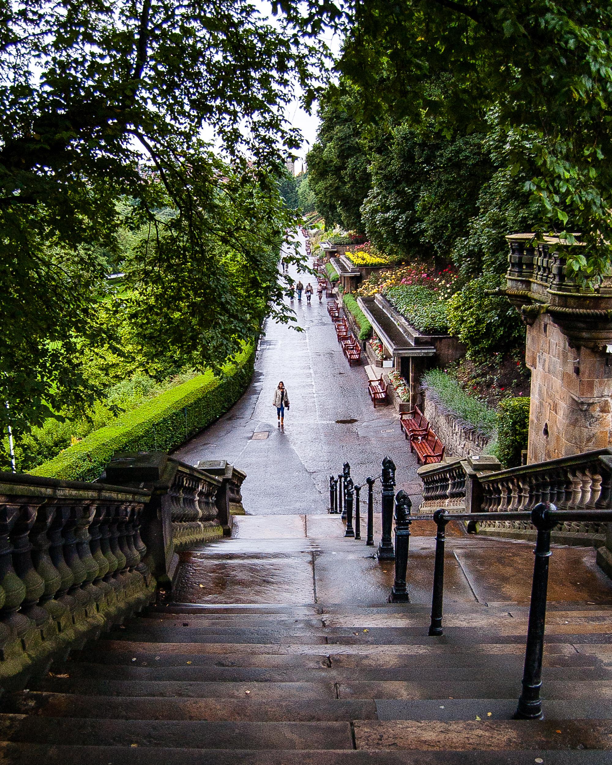 Edinburgh Prince Street Gardens