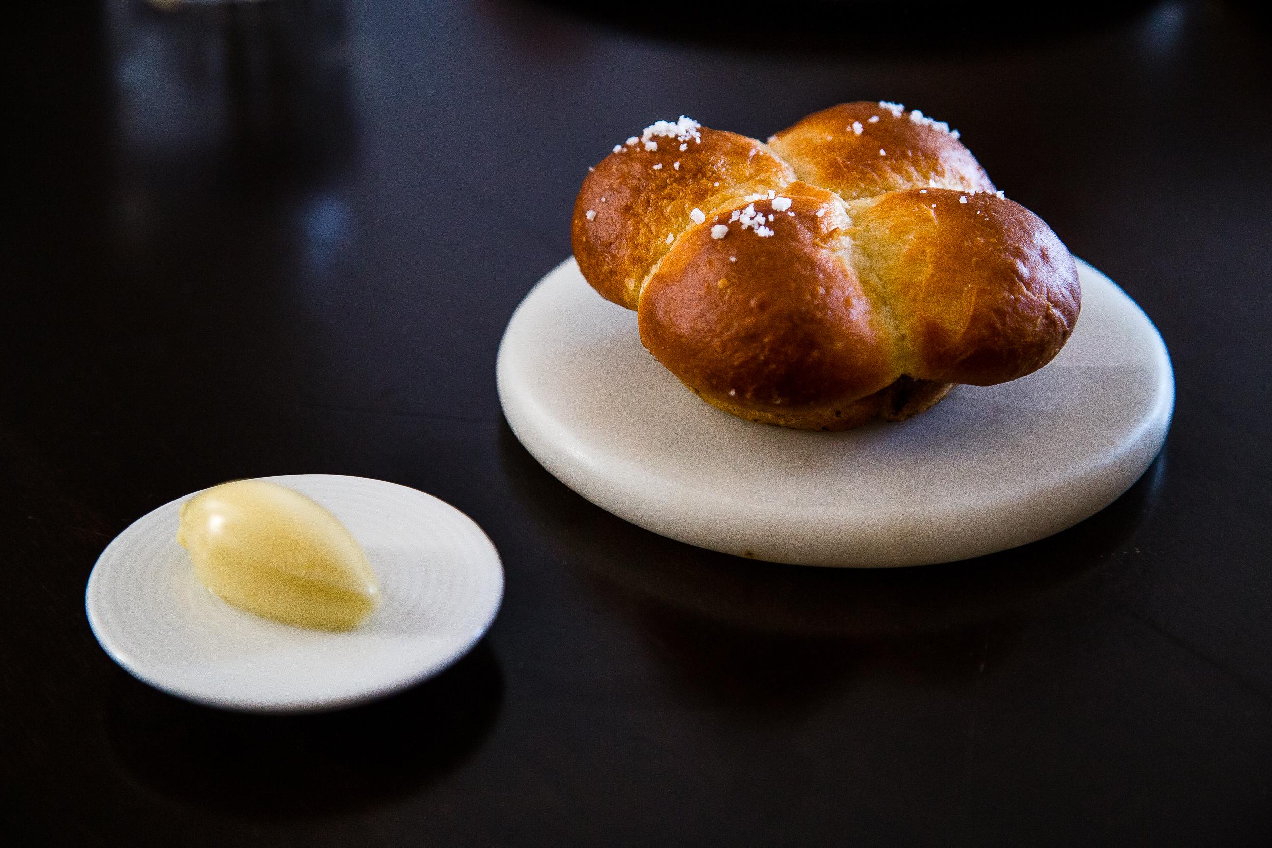 Brioche and Butter