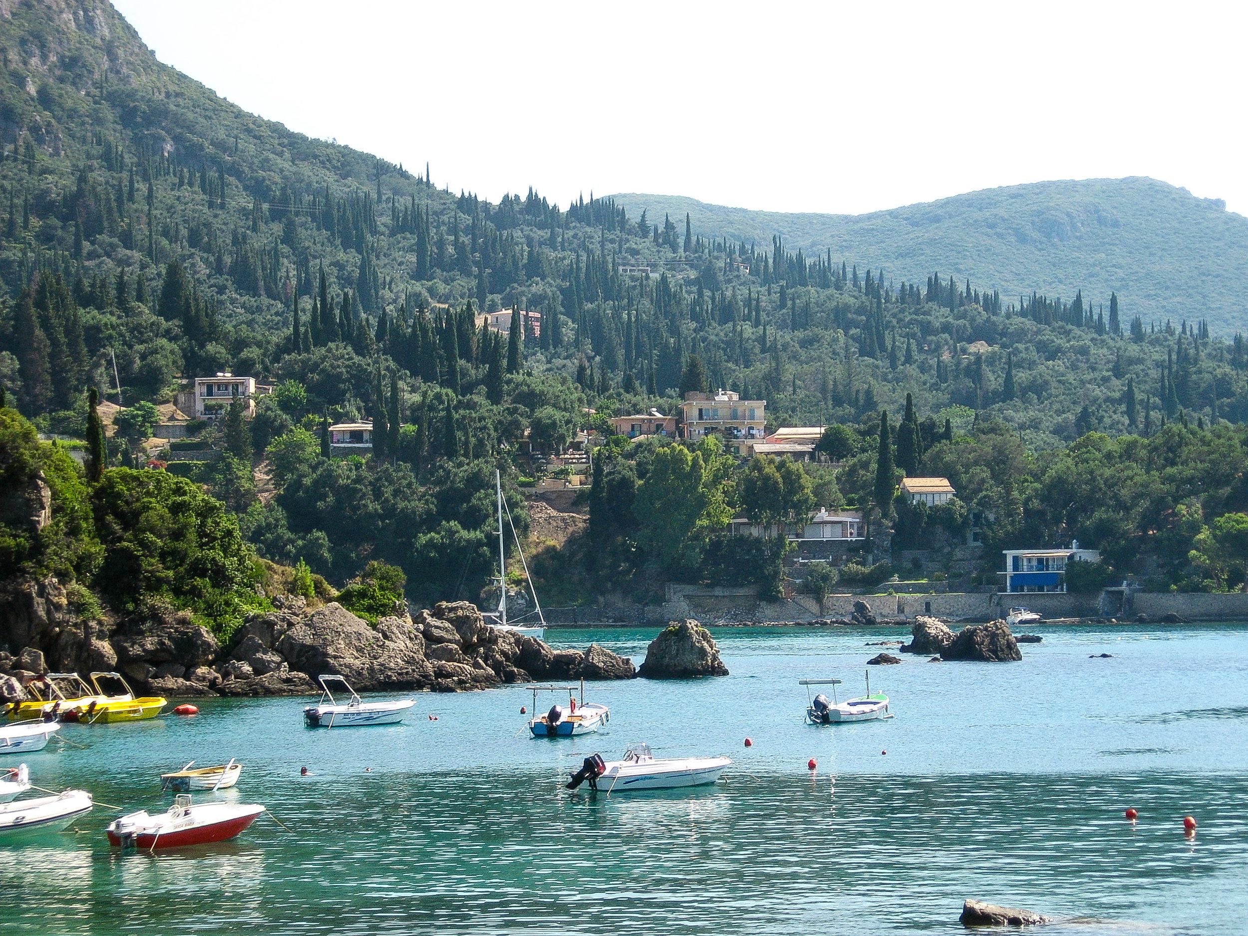 Greeece Corfu