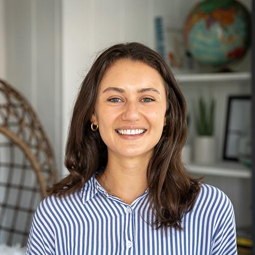 Sofia Sobrero, Creative Writer