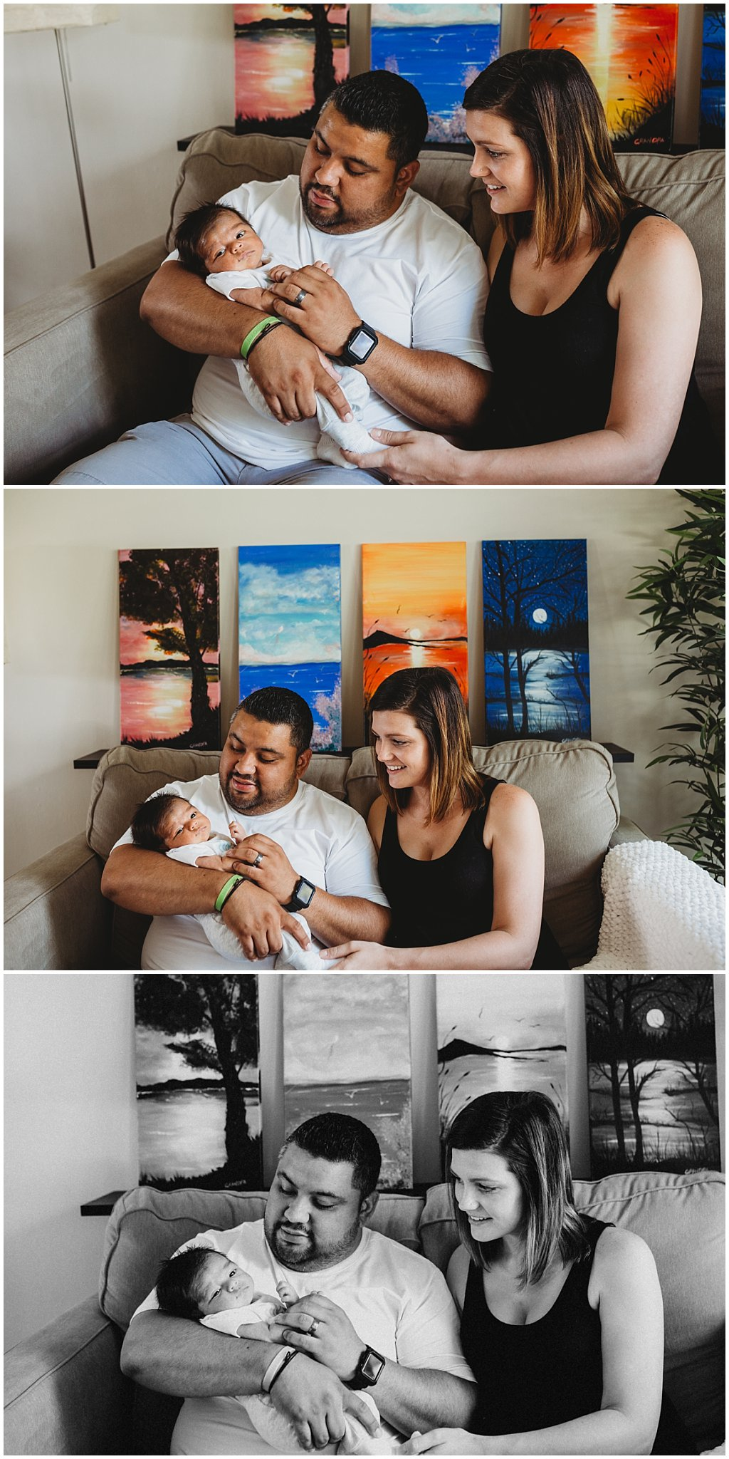 Lombard IL Newborn Photographer