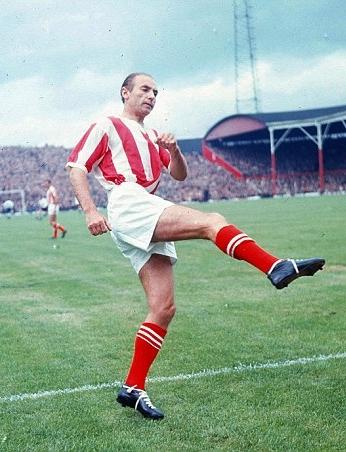 Sir Stanley Matthews Stoke City