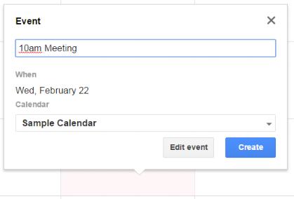 Set Notifications For Google Calendar