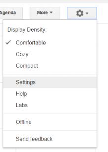 How to set default notifications in Google Calendar