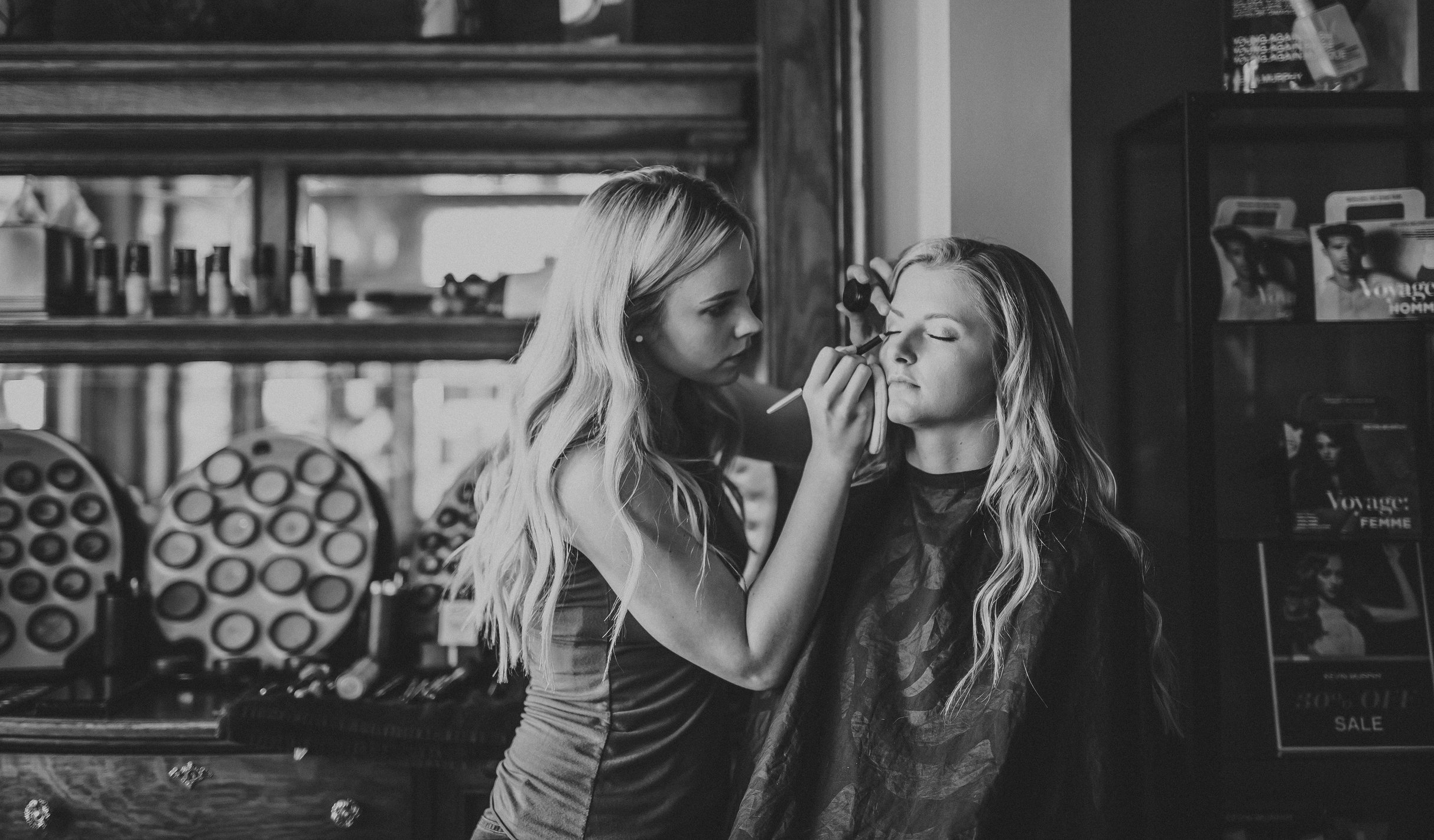 Make-up Artist and Hair Stylist,Ali