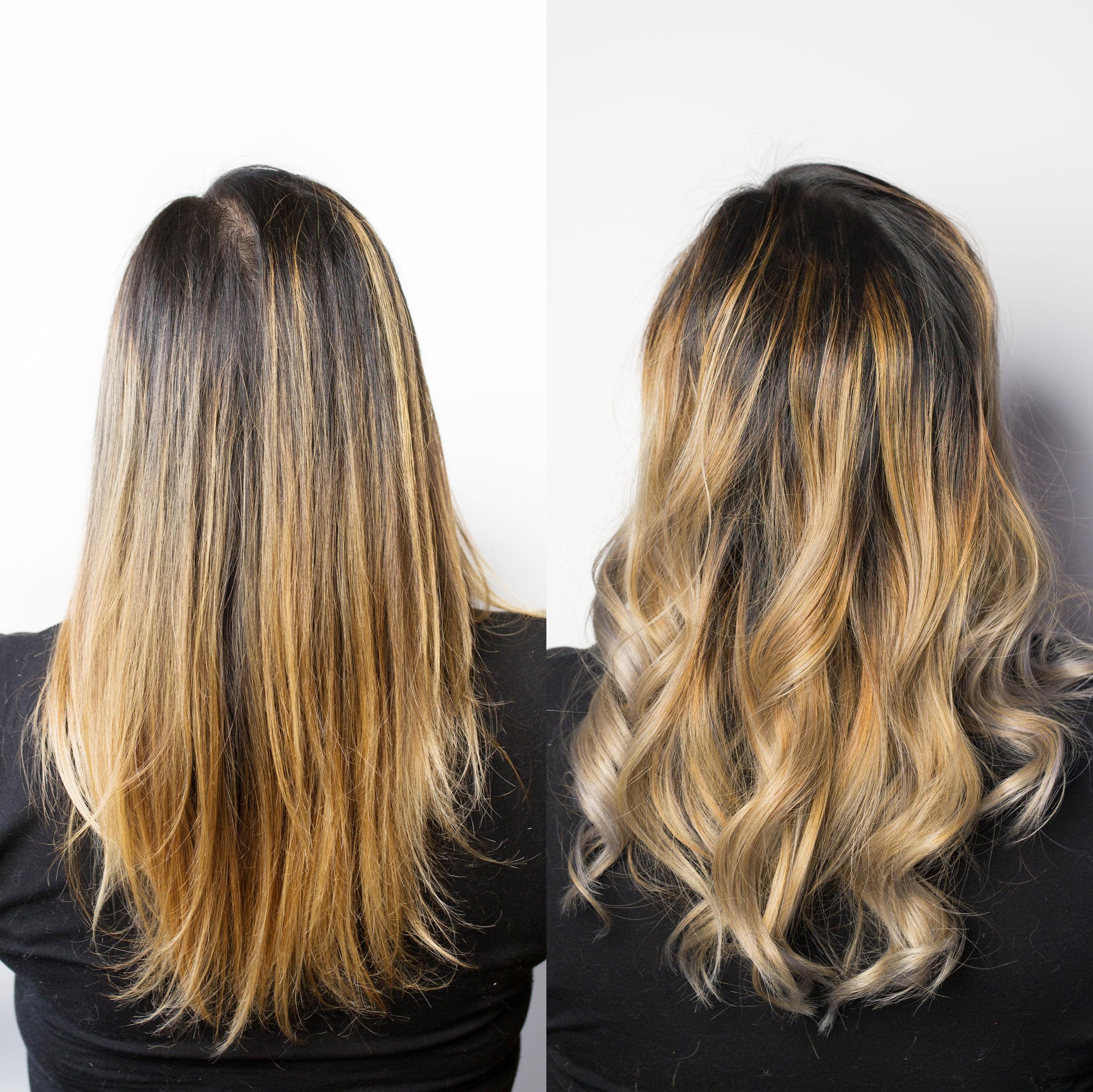 Hair Cut, Color and Style by Tasha