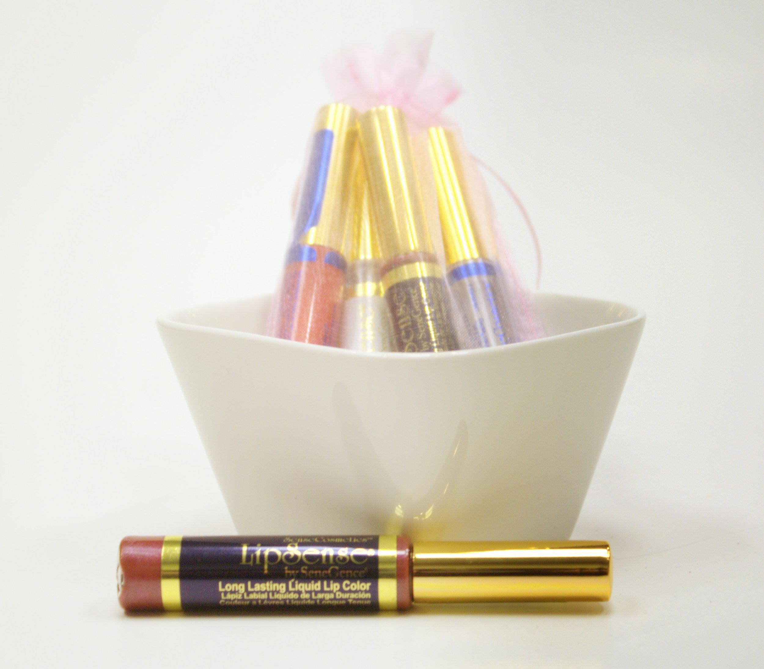 The Makeup Bar – LipSense Lexie Bear-y 18 Hour Liquid Lip Color $25