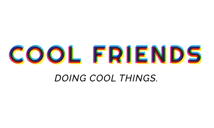 Full logo with tagline for social media