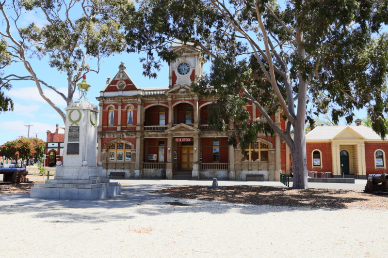 Eaglehawk Town Hall and Mechanics Institute
