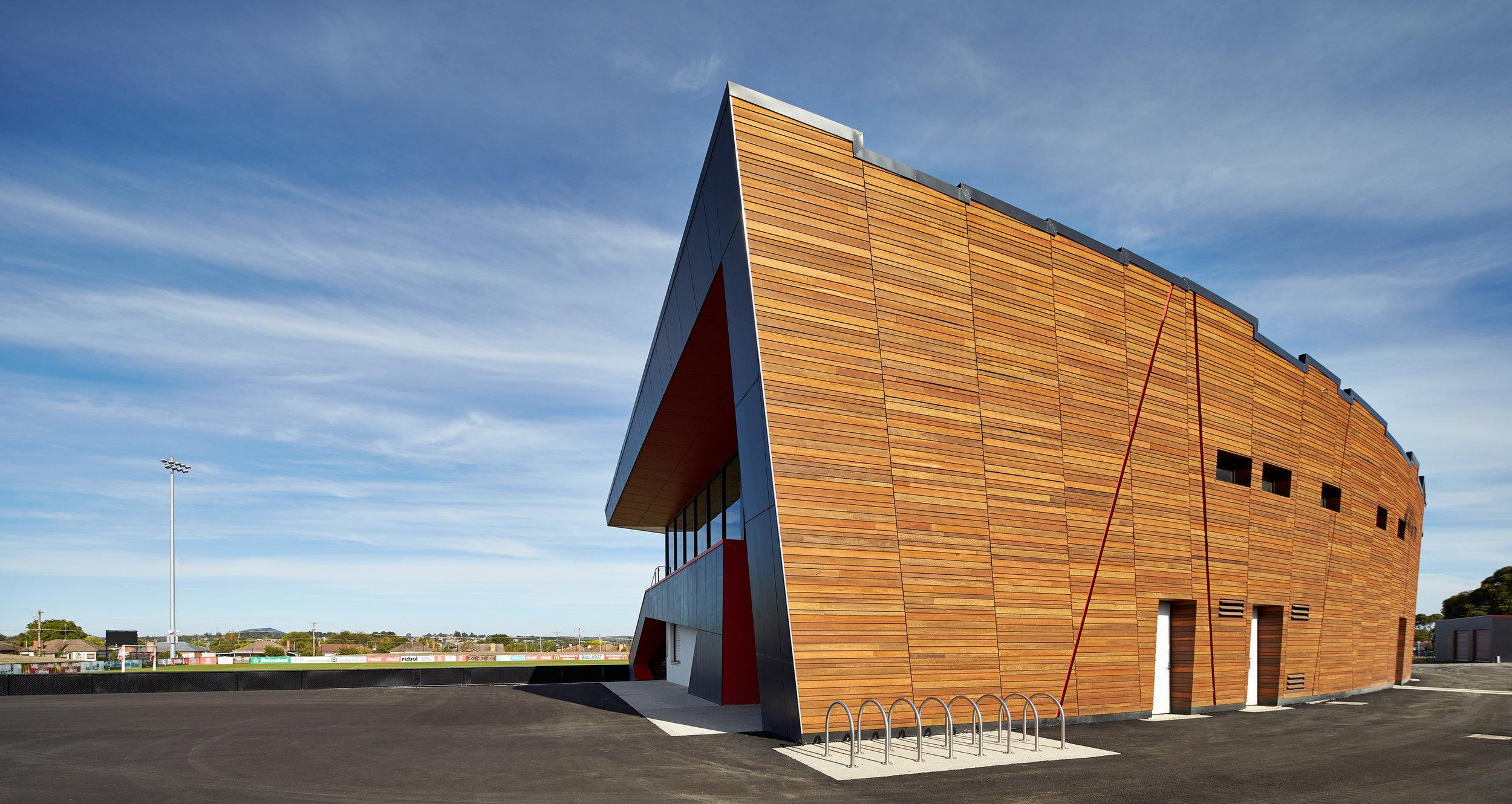Ballarat Regional Soccer and Community Facility