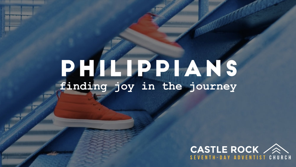 Philippians: Finding Joy In The Journey, Pt  3 Sermons At Castle