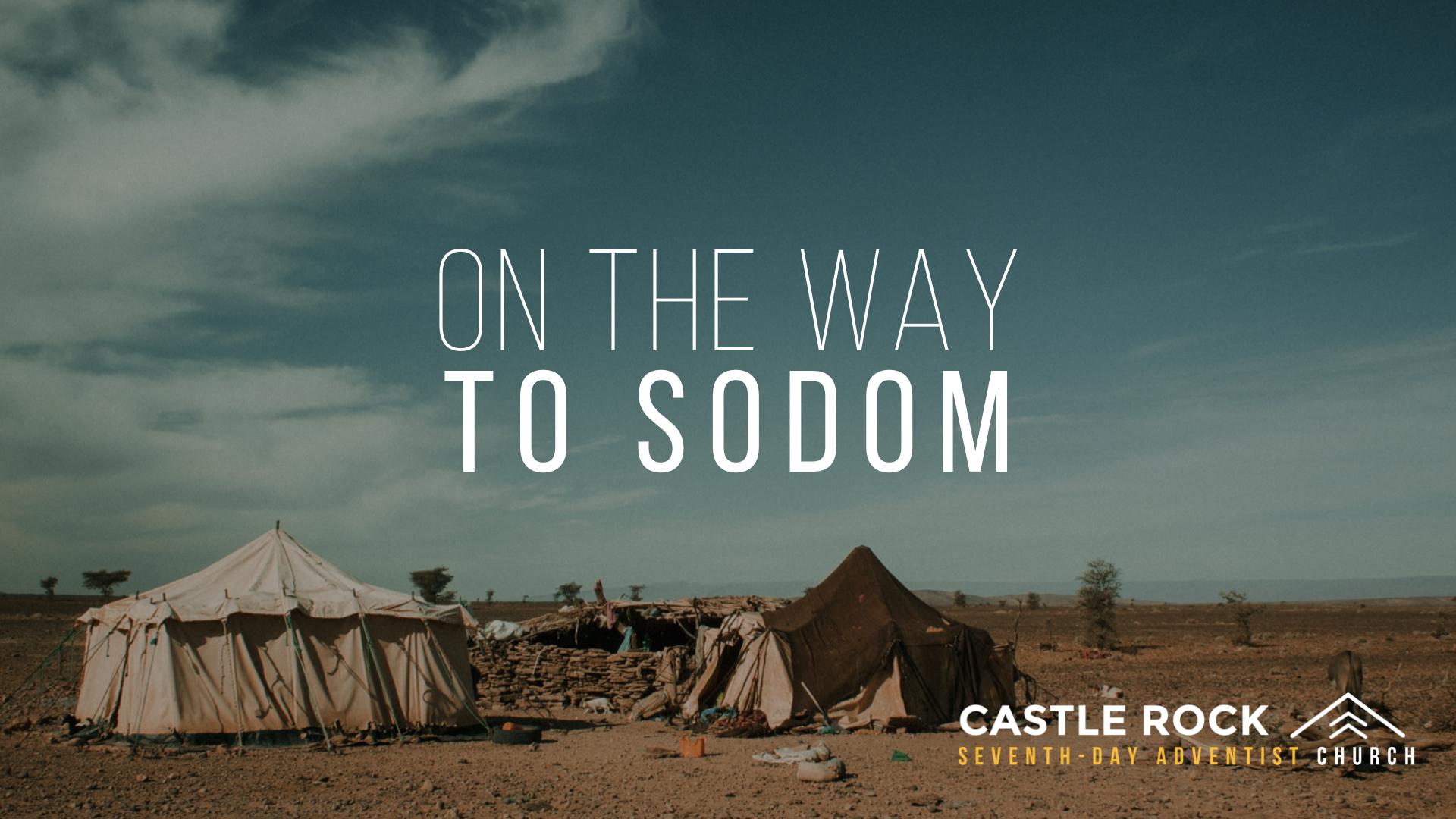 Sermons — Castle Rock Seventh-day Adventist Church