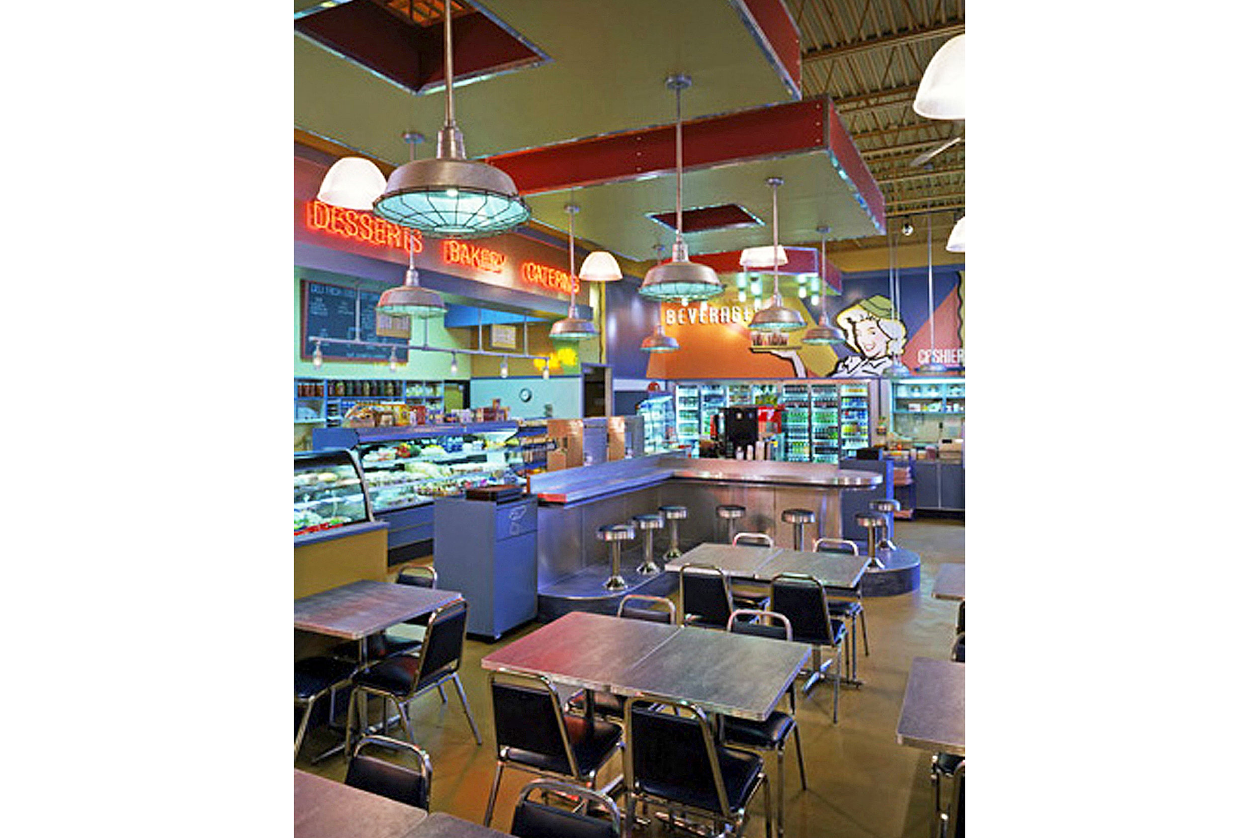 The Garage Eatery - Islandia, NY