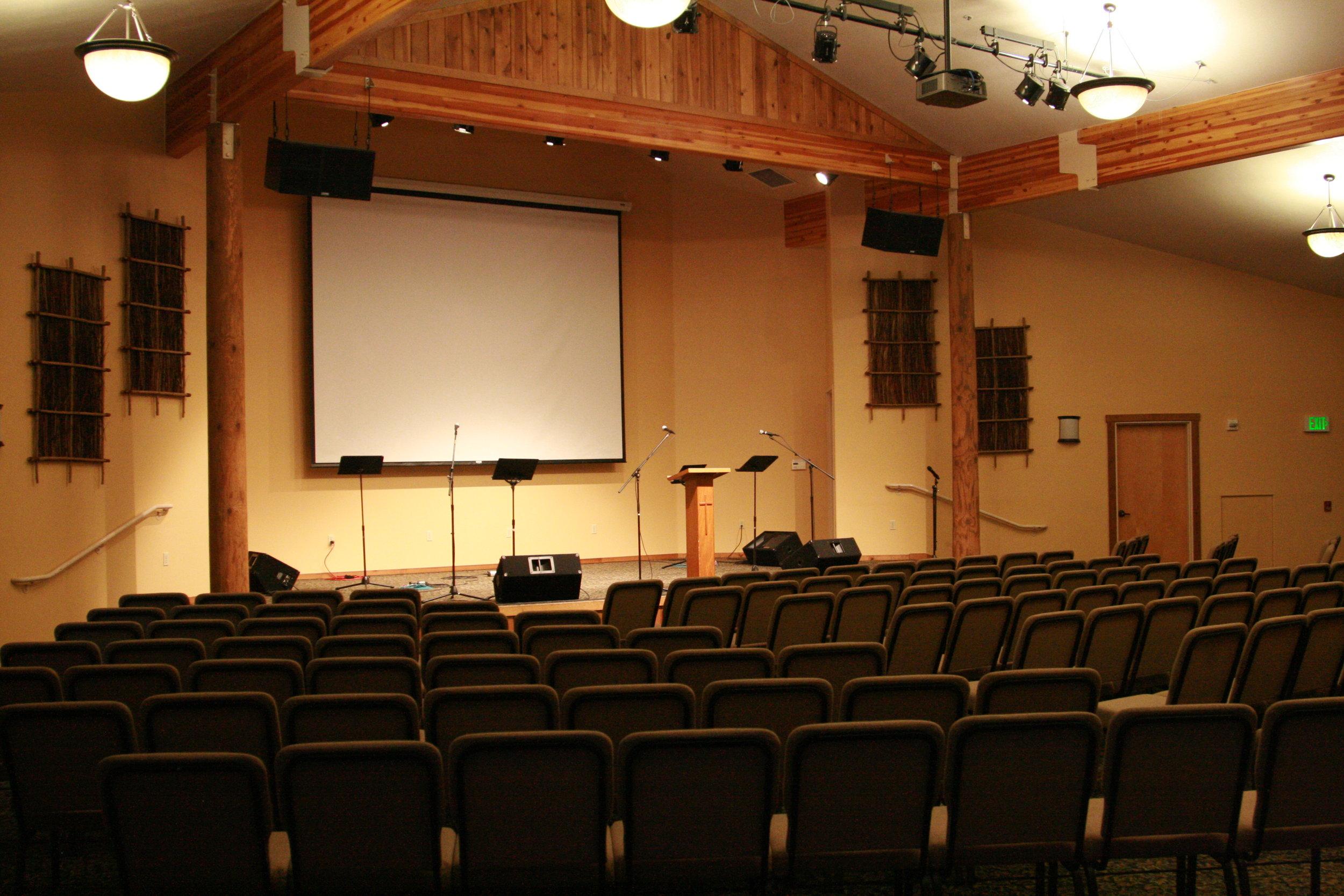Brown Auditorium Stage.JPG