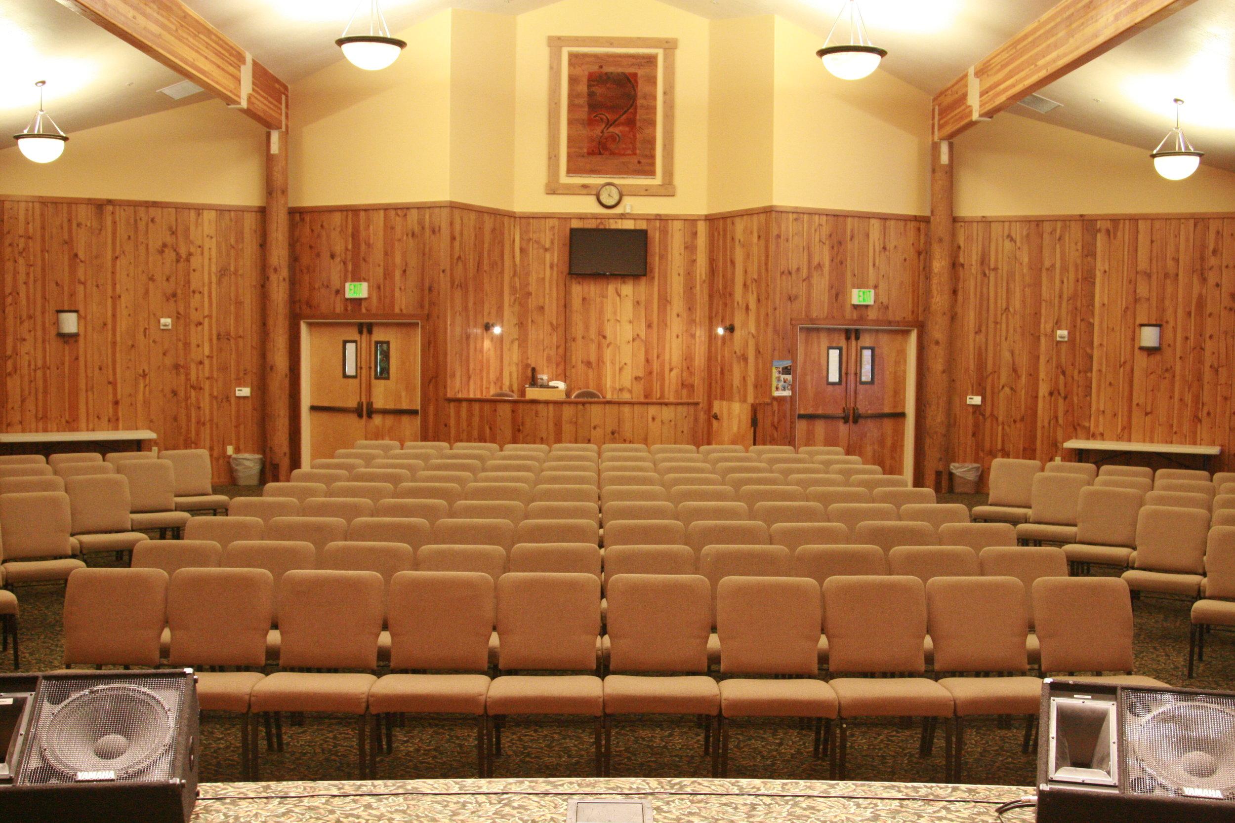 Brown Auditorium From Stage.JPG