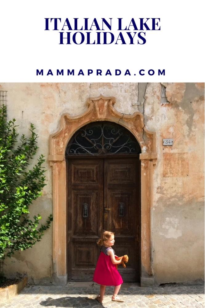 Mammaprada Italian Travel and Bilingual Parenting Blog | Best Italian lake holidays