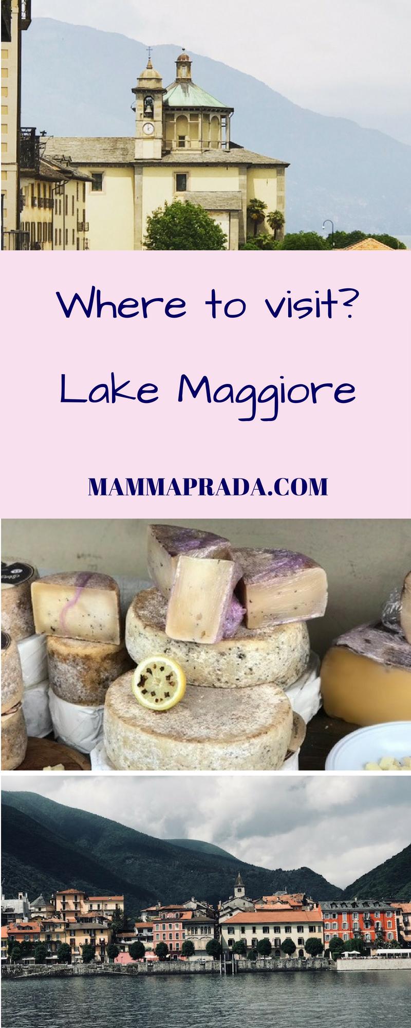 Mammaprada Italian Travel and Bilingual Parenting Blog | Where to visit? Lake Maggiore