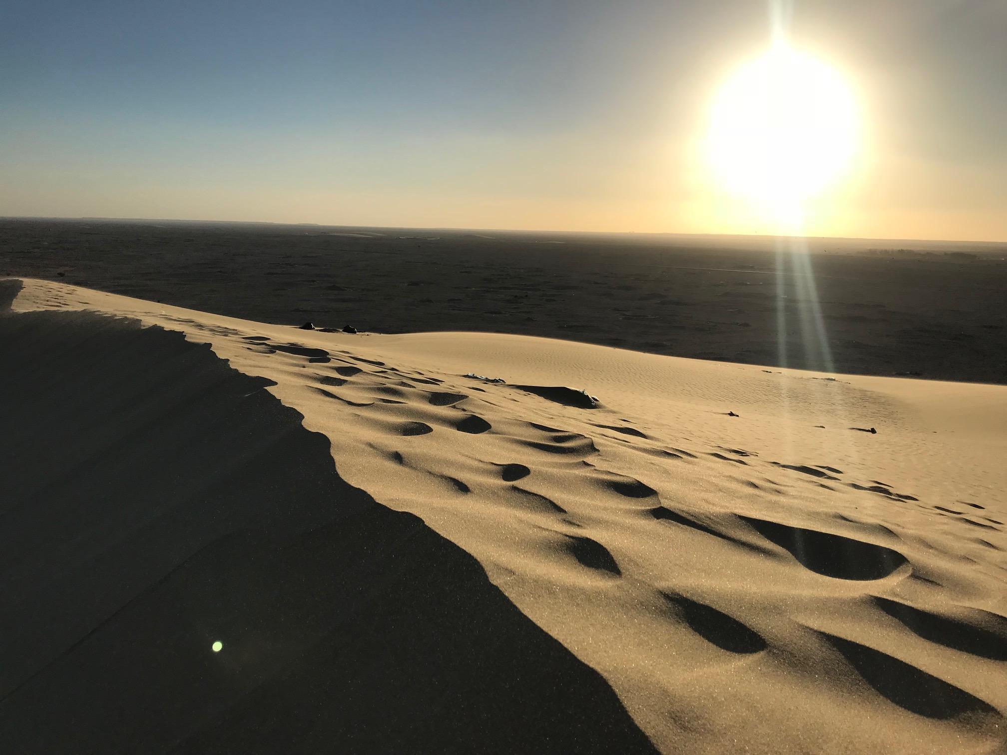 Wanderlust and Wet Wipes desert sunset.jpg