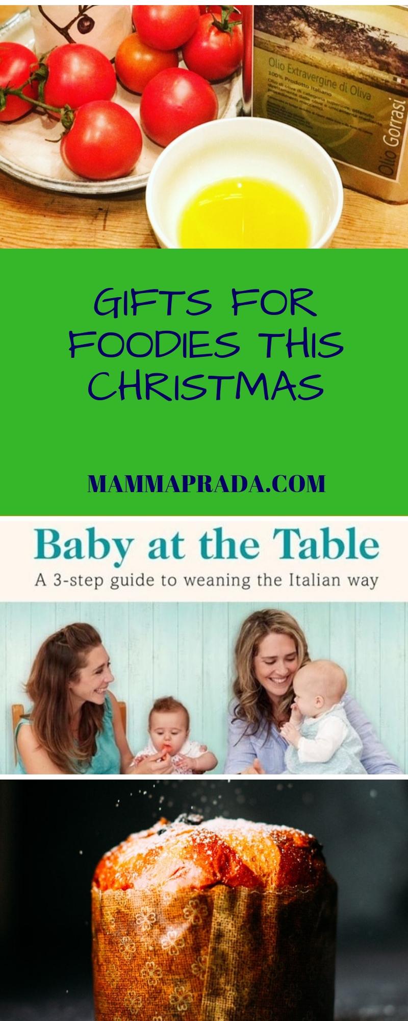 Italian Christmas Foodie