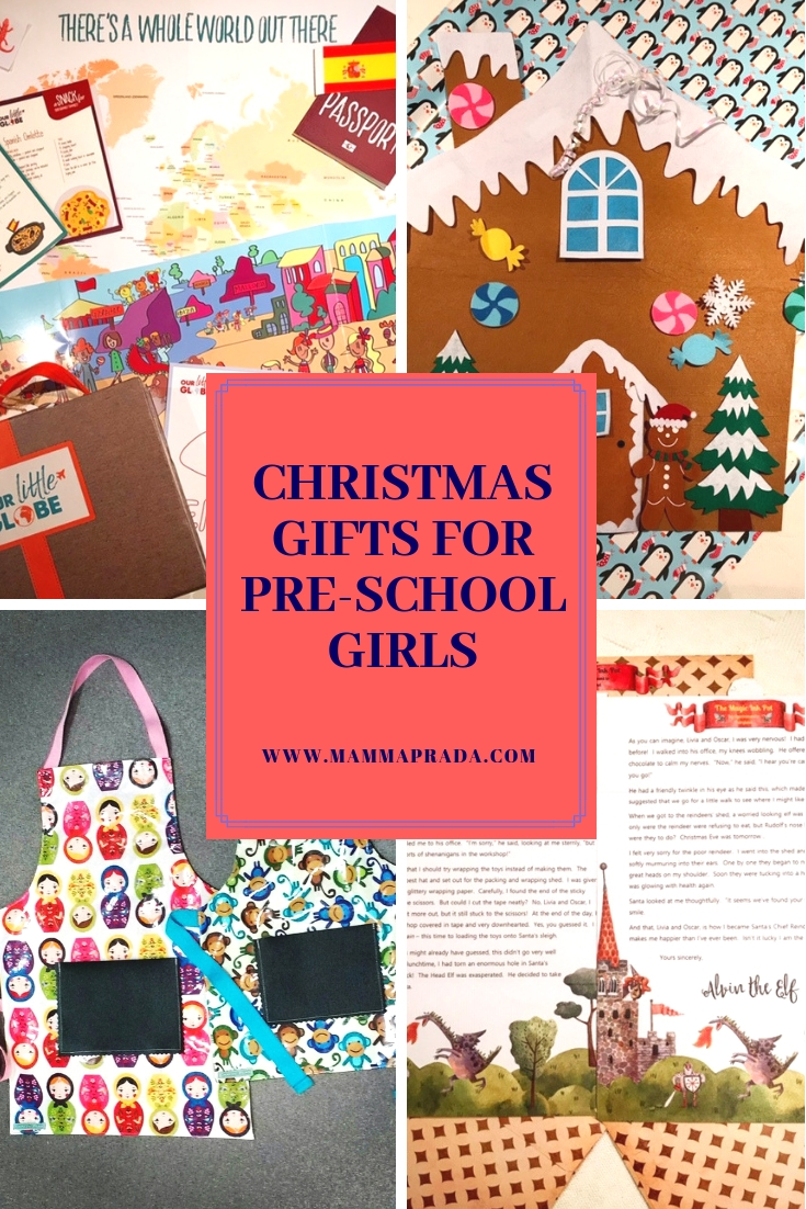 Christmas Presents for Pre-School Girls