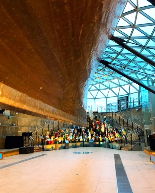 Toddler Time at the Cutty Sark