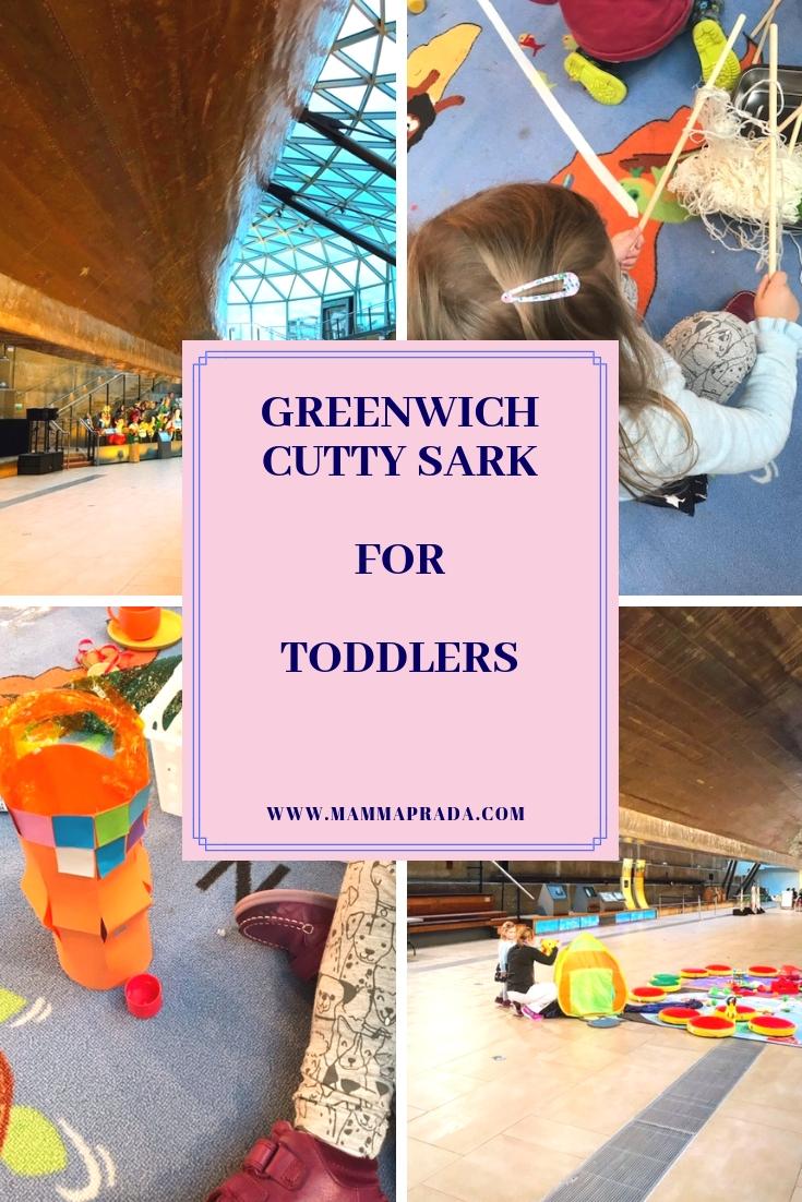 cutty sark Toddler Time