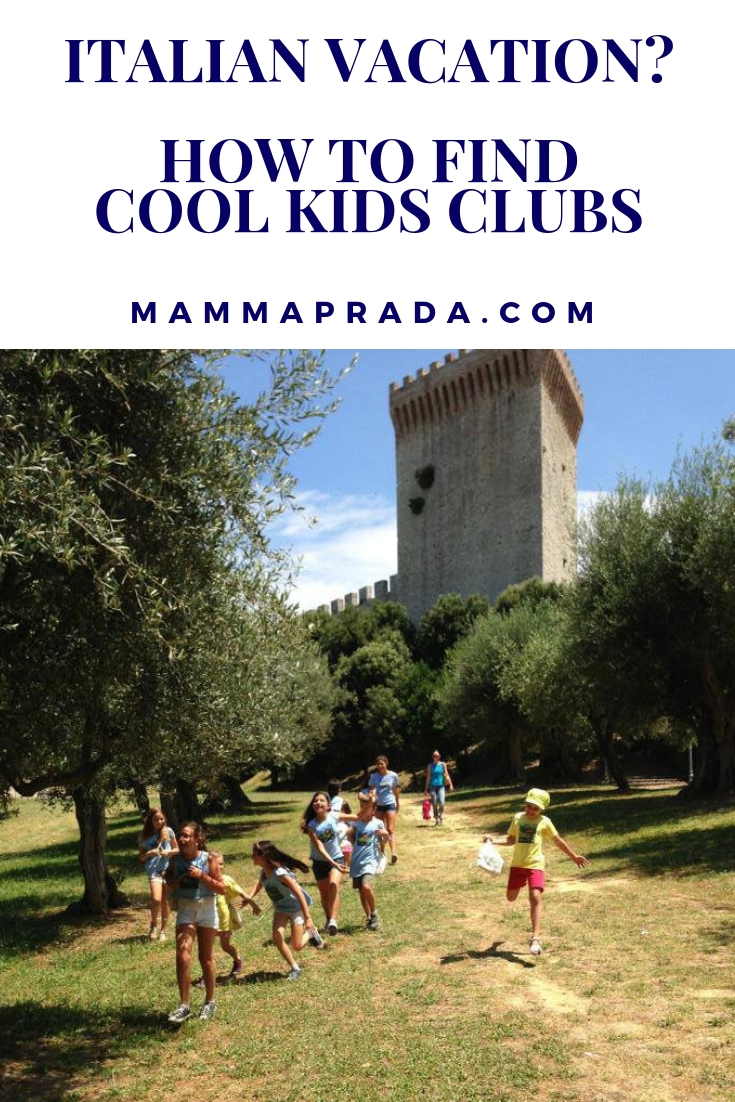 Mammaprada :: How to find quality childcare on holiday in Italy