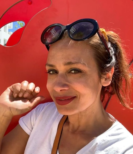 Lisa Francesca Nand, host of The Big Travel Podcast.
