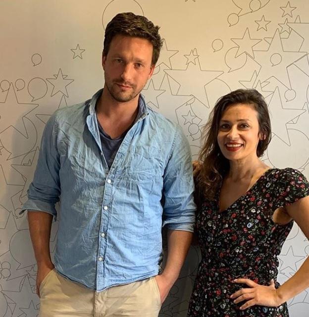 Lisa & Sam McManus founder of adventure travel company  Yellowwood Adventures .