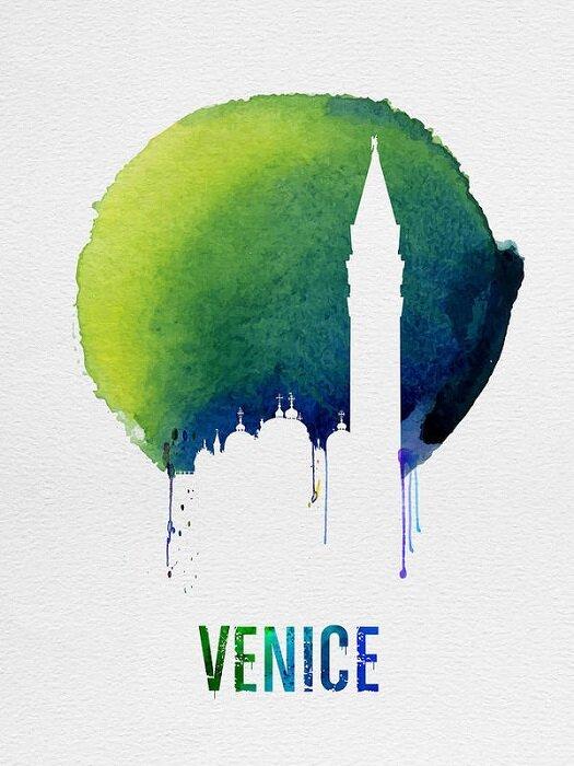 Credit: Fine Art America, 'Venice Landmark Blue'.