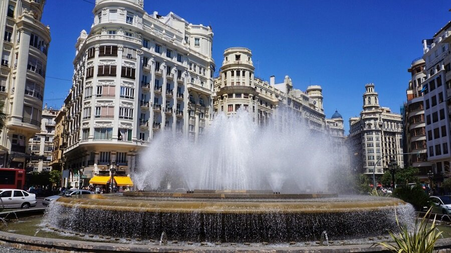 Best cities to visit in Spain in Summer
