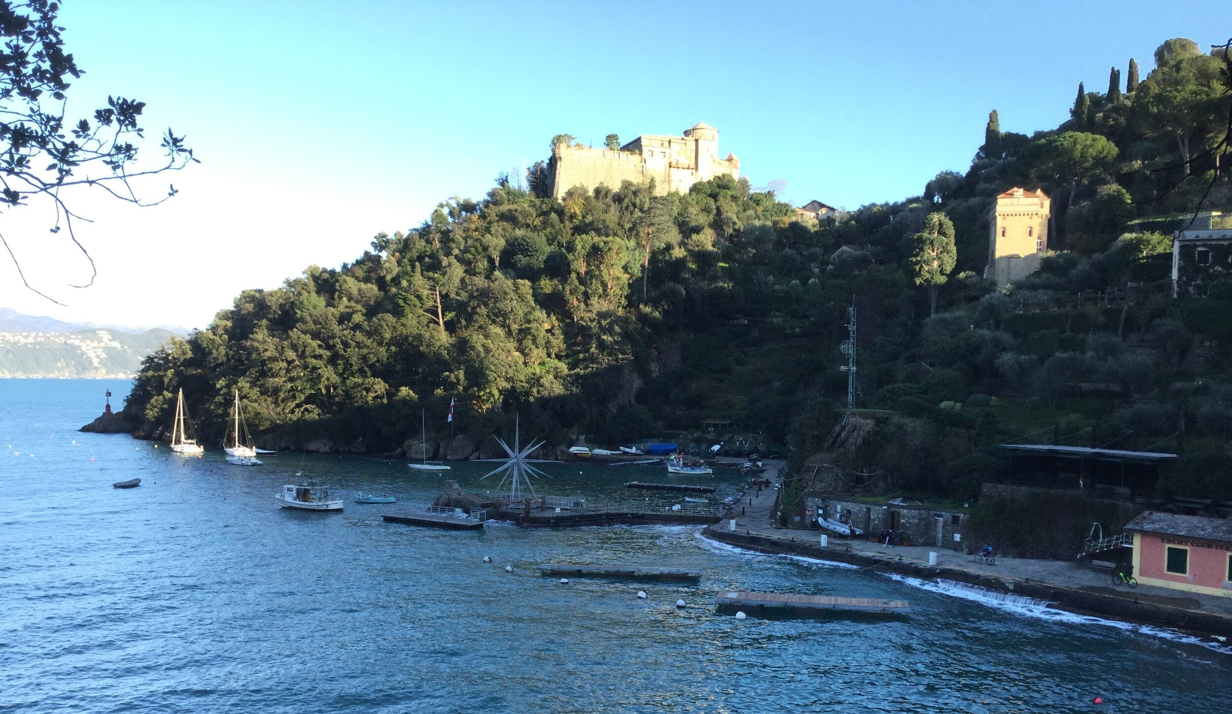 Slow Travel in Liguria with Children