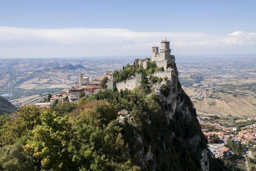 San Marino- The Tiny Gem Hidden In Central Italy