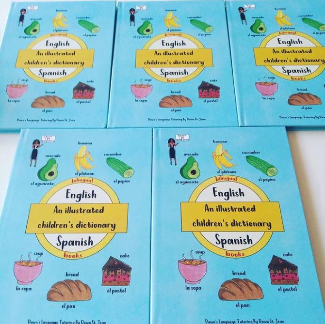 Bilingual language resources