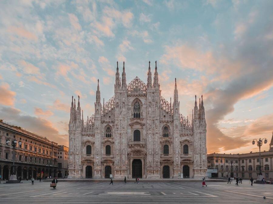 Credit: Unsplash. Milan.