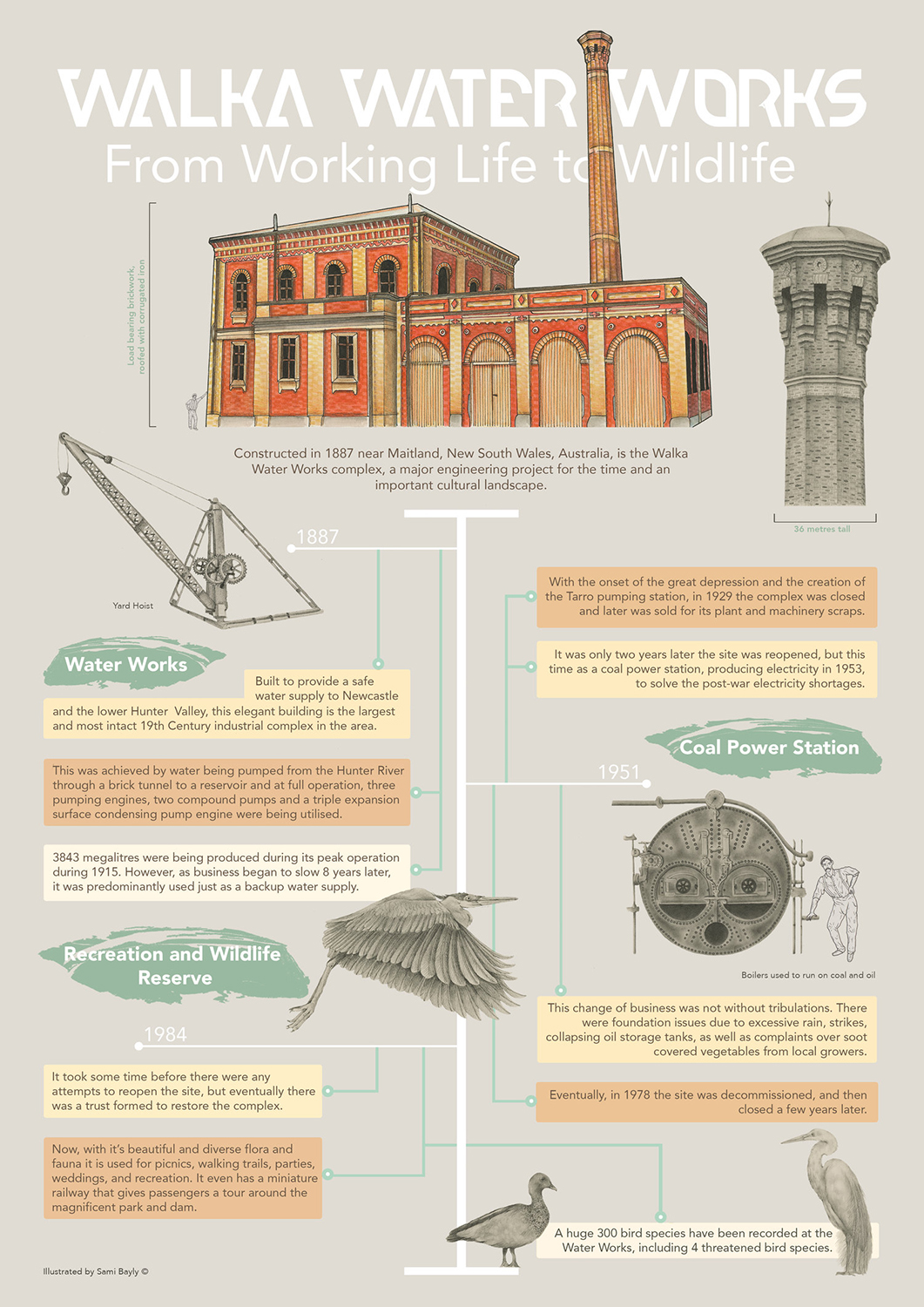 Walka Water Works Infographic